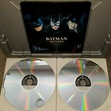 Batman Returns (Laserdisc, 1992)