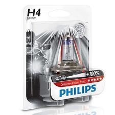 PHILIPS X-TREME VISION MOTO H4 HALOGENLAMPE +100% P43T 12V 60/55W (1ER) 12342XVB