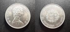 Grande-Bretagne - 25 New pence - anniversaire royal - 1947 - 1972 - KM#917