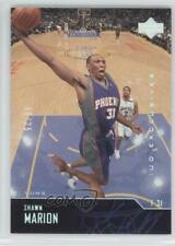 2003-04 Upper Deck Rainbow UD Exclusives /25 Shawn Marion #218