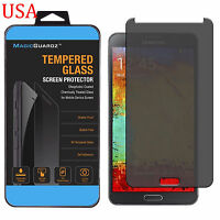 PRIVACY ANTI-SPY TEMPERED  GLASS SCREEN PROTECTOR SAMSUNG GALAXY NOTE 3