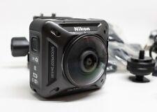 Nikon KeyMission 360 Camcorder - w/ Case/accessories/3 batts