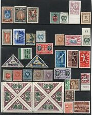 Lithuania 1919-. collection of 34.Airmail,sheet.MNH/MH/MNG.Very Fine