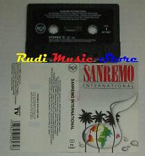 MC SANREMO INTERNATIONAL 1991 VANILLA ICE MILLI VANILLI BANANARAMA cd lp dvd vhs