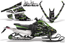 AMR SLED STICKER KIT ARCTIC CAT F SERIES GRAPHICS HAZE