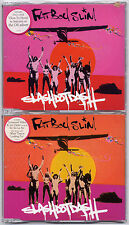 FATBOY SLIM Slash Dot Dash 2004 UK 2 x enhanced CD single set NEW