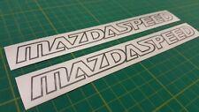 Velocidad de Mazda MS 3 Miata Deportivo RX8 MX5 MX-5 RX7 200 mm Calcomanías Pegatinas Cualquier Color