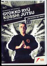 Bujinkan Gyokko Ryû Kosshi Jutsu ~ Jin Ryaku no Maki ~ 2 DvD Set