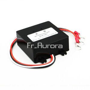 Solar Battery Balancer Equalizer for 2 X 12V Lead Acid Battery 24V Battery New