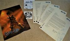 RARE Vintage Sony Mark of Kri PlayStation 2 PS2 Official Press Kit Folder Tattoo
