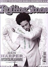 ROLLING STONE MAGAZINE N°13 11 2003 BEN HARPER-NOAH-M-BLINK-PINK-PLEYMO-TARANTIN