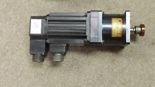 Yaskawa AC Servo Motor USAREM-03DE2K with Bayside gear head NE34-003 **Excellent