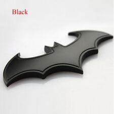 3D Metal Bat Auto logo car sticker metal batman badge emblem tail decal TOP Sale