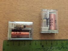 Power Relay  6VDC  6A 230V   Hengstler  part number H-532    2 Pieces      Z2173