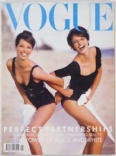 SUPERMODELS Willie Nelson PATRICK DEMARCHELIER Michel Haddi COMTE Vogue magazine