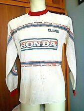 Shirt Honda Motocross Maglia vintage Trikot Maillot Camiseta da gara no replica