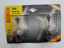 Bosch Autolampen Set H4 Plus 50 Extralife  60/55W  NEU