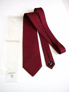 Valentino New 100% Silk Original Made IN Italy By Italcinte