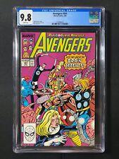 Avengers #301 CGC 9.8 (1989) - Part 1 of the Super Nova saga!