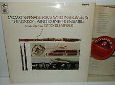 SAX 5259 Mozart Serenade For 13 Wind Instruments Otto Klemperer E/R