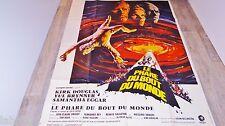 LE PHARE DU BOUT  DU MONDE  !  affiche cinema jules verne