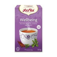💚 Yogi Tea Organic Wellbeing HerbalTea17bag