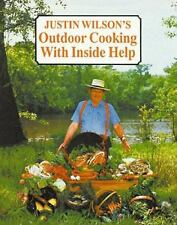Justin Wilson's Outdoor Cooking with Inside Help  (NoDust) by Justin Wilson