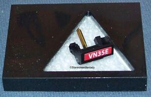 STYLUS NEEDLE FOR SHURE VN35E V15 TYPE III 764-DE 4764-DE Brand New