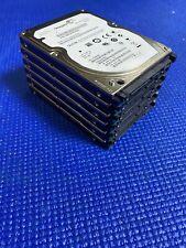 """Lote de 7 Discos duros, capacidad 500GB 2'5"""" Modelos varios"""