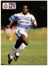 Clive Wilson Queens Park Rangers #321 Pro Set Football 1991-2 Trade Card (C364)