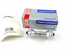 Campagnolo C Record Hub 1996 Front 36H Vintage Road Bike New NOS