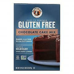 King Arthur Chocolate Cake - Case of 6 - 22 oz.