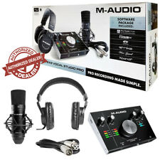 M-Audio M-Track 2x2 Vocal Studio Pro | Complete Vocal Production Package