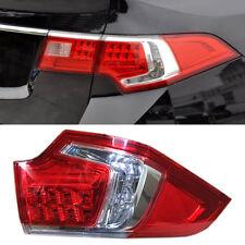 Rear Trunk Halogen Taillights Replacement Reflector Bumper For Honda Spirior 13+