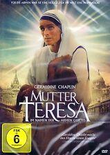 DVD NEU/OVP - Mutter Teresa - Im Namen der Armen Gottes - Geraldine Chaplin