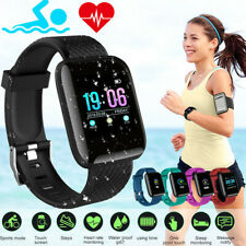 Sport Health Bluetooth Fitness Smart Watch Activity Tracker Wrist Band Bracelet