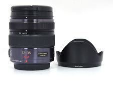 Panasonic G  X Vario 12-35 F2.8 ASPH. OIS HD - Buono Stato - Senza scatola