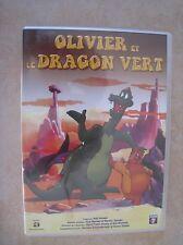 43759//OLIVIER ET LE DRAGON VERT  DVD  EN TBE