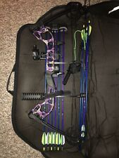 G5 Quest Radical Compound Bow Package Realtree Purple 15-70# Right Handed