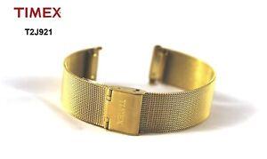 Timex Ersatzarmband für T2J921 Milanaise Band  - T2N303 T2J941 T2J911 T2J931