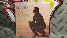 Ed Ames Sings Who Will You Answer? Vinyl LP 1968 RCA Records LSP-3961 VG VG