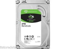 "Seagate 2 TB SATA 3.5"" internal Desktop sata Hard Disk ST2000DM006//"
