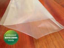 100 Gallon 10x14 Vacuum Seal Bags ~Embossed Both Sides Inside!  FREE Ship USA!