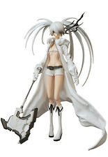 Real Action Heroes Black Rock Shooter White Edition Action Figure Medicom Toy