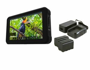 "Shinobi 5.2"" 4K HDMI Monitor with Power Kit"