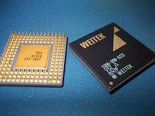 1066-008-GCD V5Z WEITEK Vintage SPARC CPU GOLD PGA RARE COLLECTIBLE LAST ONES