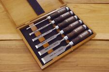 Narex Chisels - 8105 Bevel Edged Chisels Boxed Set