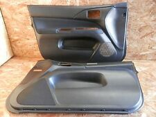 JDM MITSUBISHI LANCER EV07 CT9A 4G63 2001 2003 RHD FRONT DOOR PANEL SET OEM