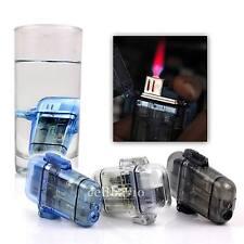 Jet Hot Pink Flame Cigarette Cigar Butane Gas Lighter Blue/Black/White Windproof