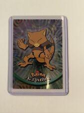 ABRA - Topps / Nintendo - #63 - HOLO Rare - Pokémon Card - NM